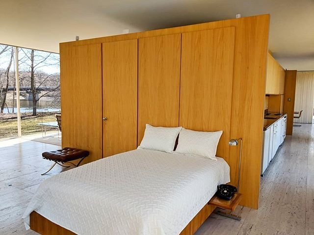 Best Farnsworth House Bedroom Via Instagram Ift Tt 2Gx69Ee Flickr With Pictures