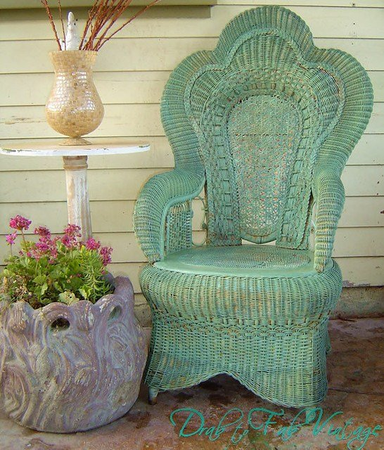 Best Victorian Rattan Chair Vintage Antique Wicker Woven With Pictures
