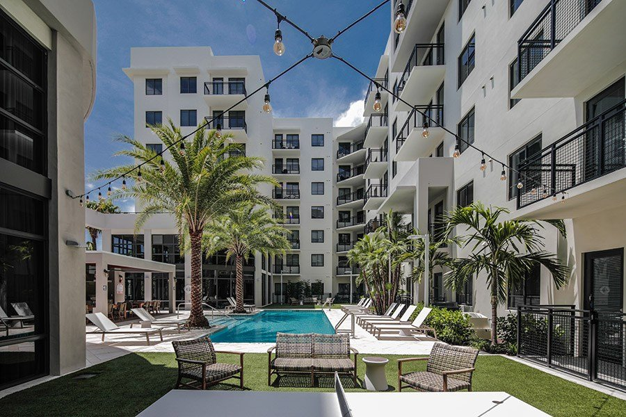 Best The Queue New Boutique Apartments For Rent In Ft Lauderdale Fl With Pictures
