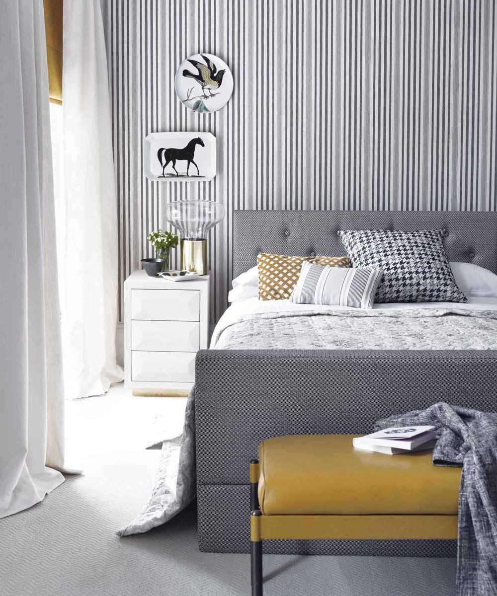 Best Bedroom Wallpaper Ideas – Bedroom Wallpaper Designs With Pictures