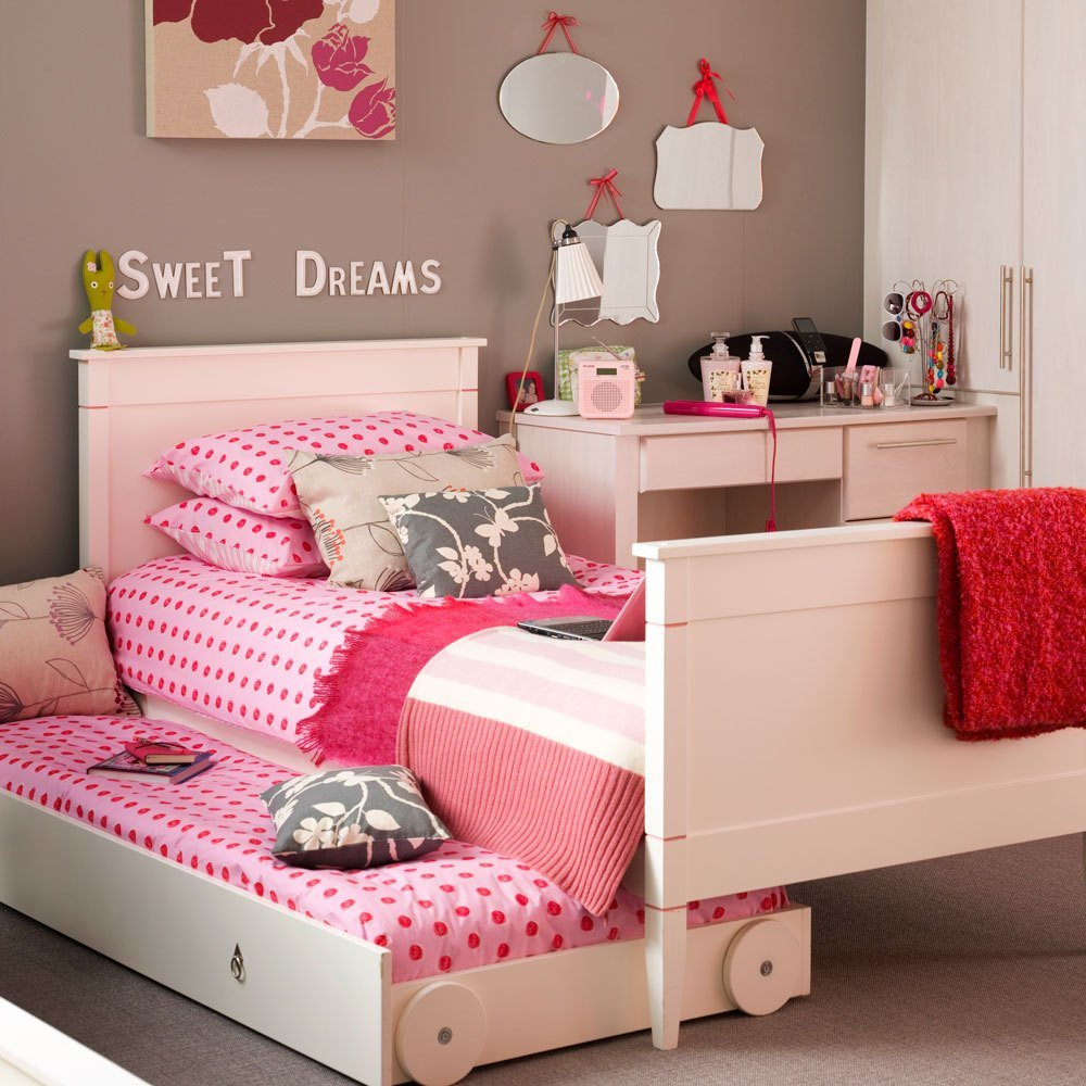 Best Girls Bedroom Ideas For Every Child – From Pink Loving With Pictures