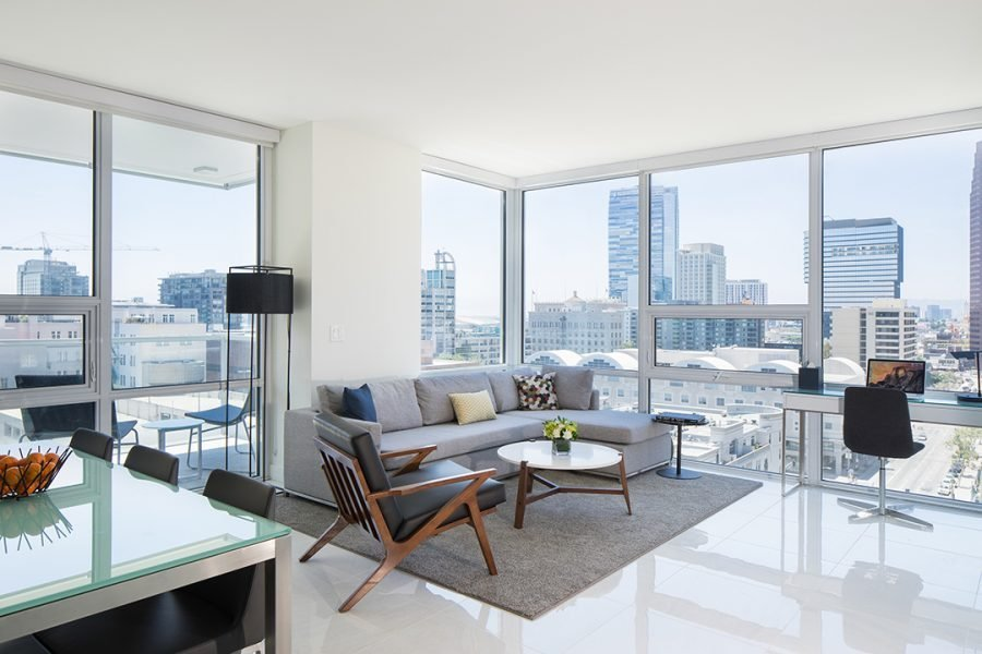 Best Los Angeles Apartments For Rent Level Furnished Living With Pictures