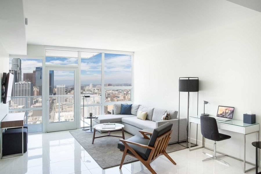 Best 1 Bedroom Furnished Apartments In Los Angeles Level La With Pictures