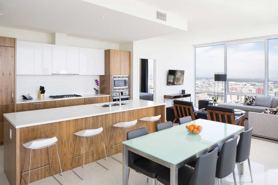 Best Two Bedroom Apartments In Los Angeles Level Furnished Living With Pictures
