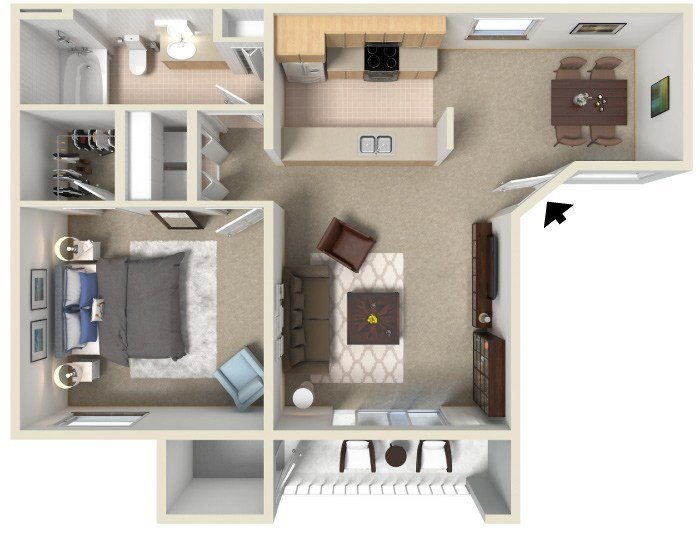 Best 1 Bedroom Apartments For Rent Tucson Stargate West With Pictures