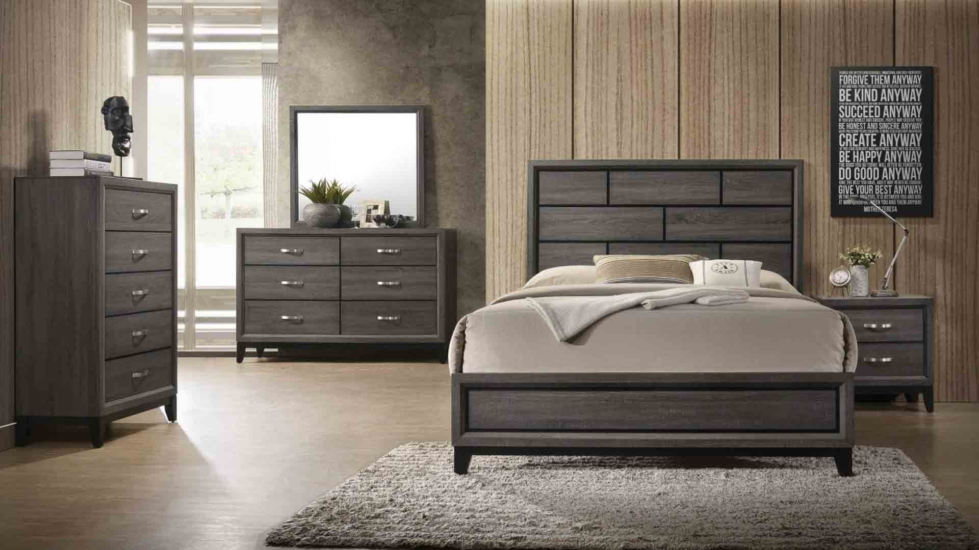 Best Rozlynn Complete Bedroom Set Supernova Furniture Store With Pictures