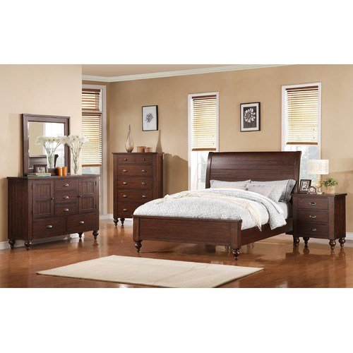 Best Riverside Furniture Castlewood Panel Customizable Bedroom With Pictures
