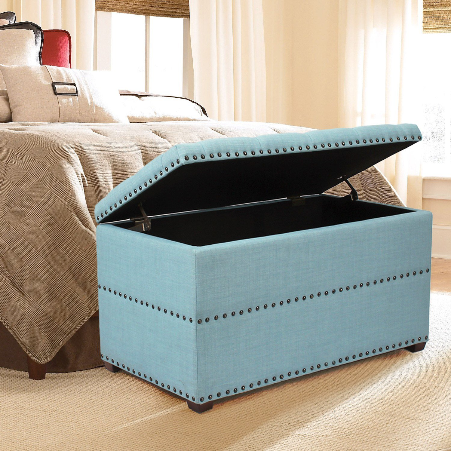 Best Adecotrading Storage Bedroom Bench Reviews Wayfair With Pictures