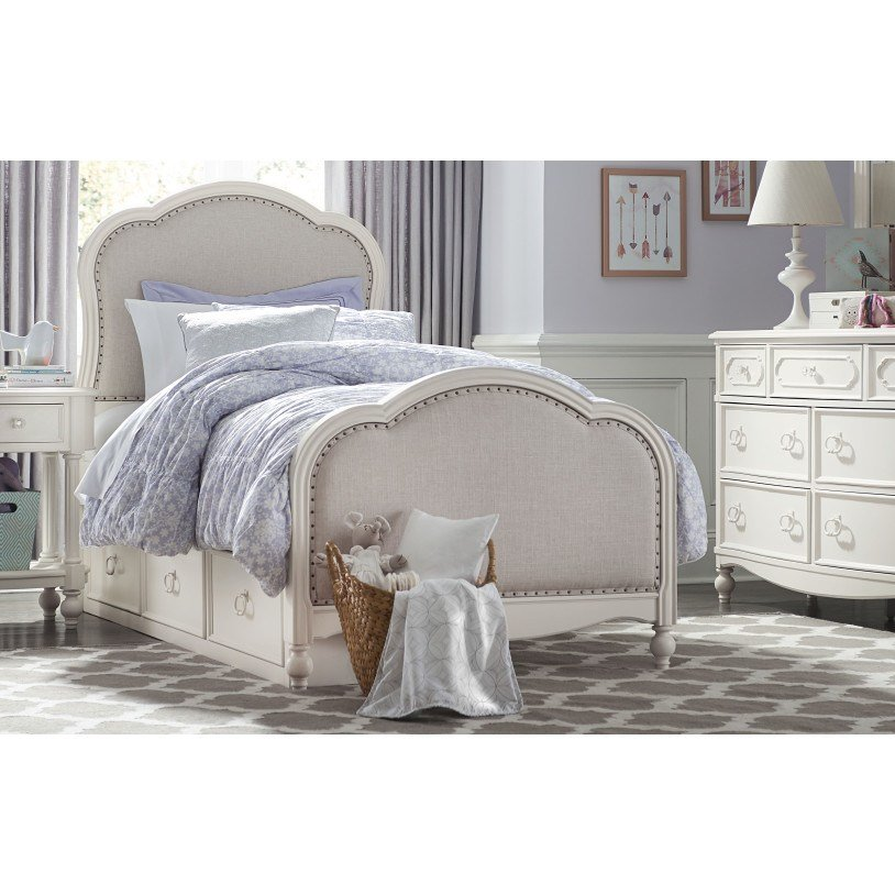 Best Lc Kids Harmony Panel Customizable Bedroom Set Reviews Wayfair With Pictures