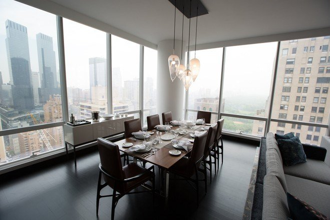 Best Luxury Living At One57 Tower—For Rent Wsj With Pictures