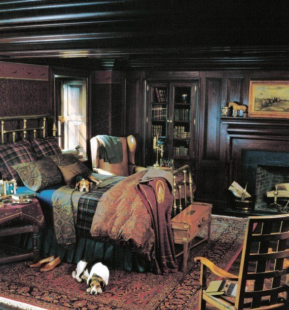 Best Learning From 30 Years Of Ralph Lauren Home Wsj With Pictures