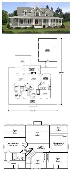 Best 1000 Ideas About 1 Bedroom House Plans On Pinterest One With Pictures