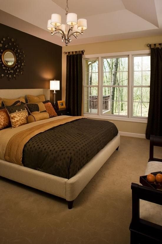Best Chocolate And Tan Walls For Our Master Bedroom Maybe Red With Pictures