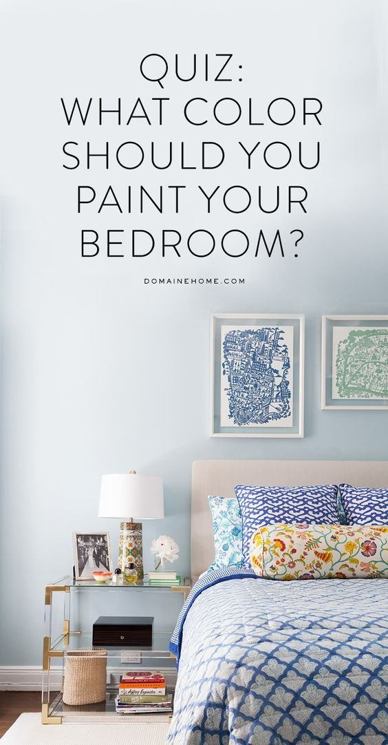 Best Quiz What Color Should You Paint Your Bedroom Guest With Pictures
