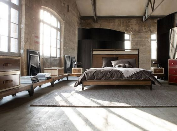Best Brick Walls High Ceilings Loft Style Studio Apt Or With Pictures