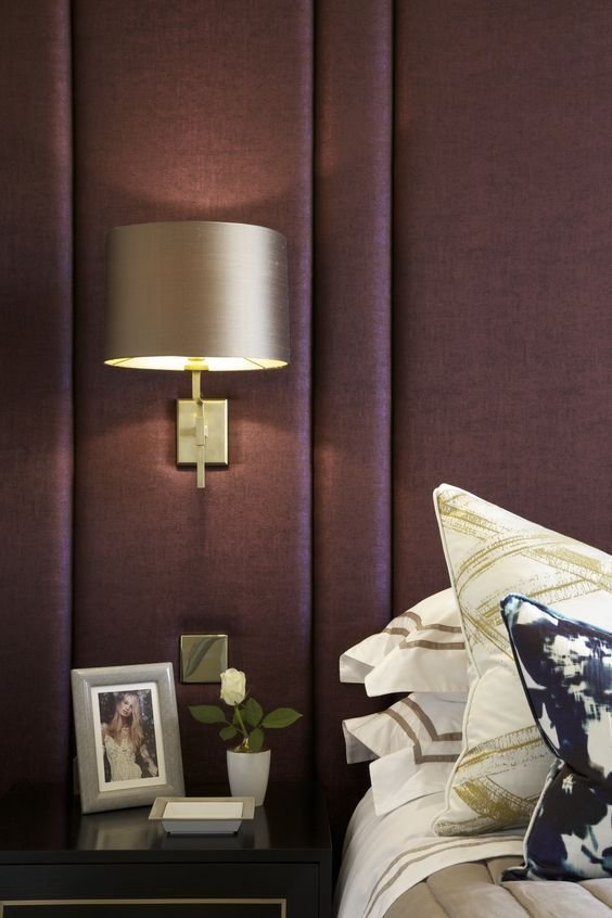 Best Upholstered Walls The Studio And Apartments On Pinterest With Pictures
