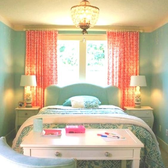 Best Peach Turquoise Bedroom Absoloutly Adore With Pictures