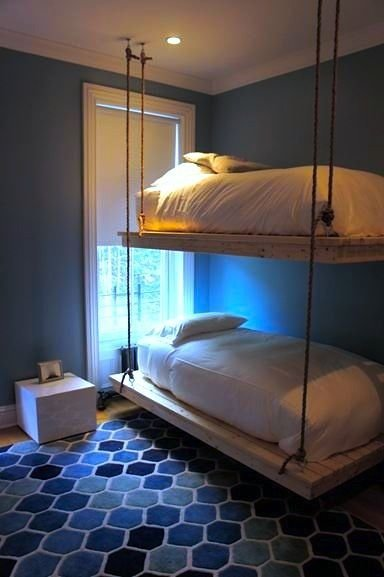 Best Room Boys Boys And Hanging Beds On Pinterest With Pictures