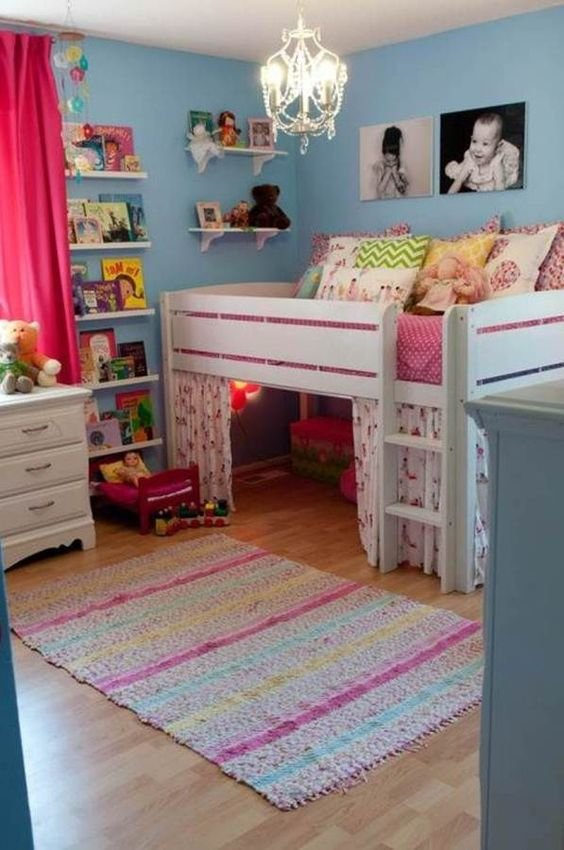 Best The Lovely Toddler Girl Bedroom Ideas Better Home And With Pictures