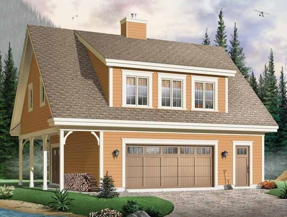 Best 2 Story Garage Plans Google Search Home Ideas With Pictures