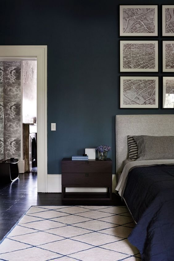 Best Tour A Welcoming Modern Victorian In Sydney Bedroom Color Palettes Victorian And Wall Colors With Pictures