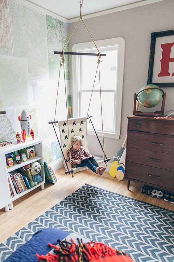 Best Diy Swing Swing Chairs And Boys On Pinterest With Pictures