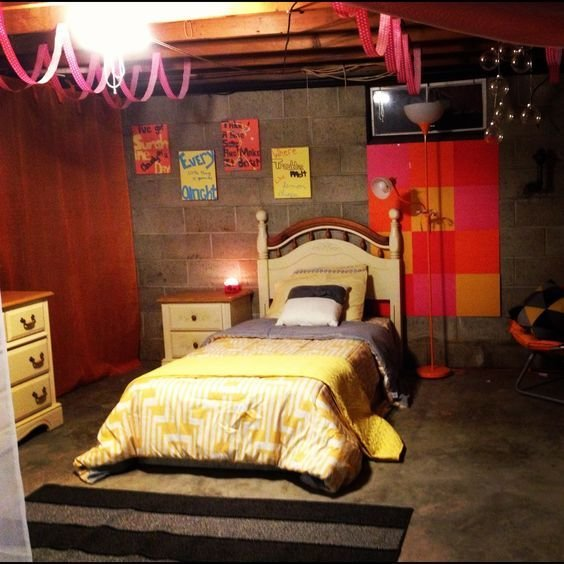 Best Basement Bedrooms Basements And Bedrooms On Pinterest With Pictures