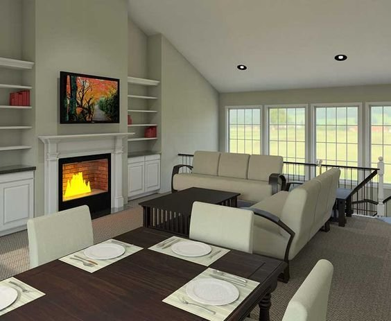 Best Ashbriar Atrium Ranch Home Traditional Home And House Plans With Pictures