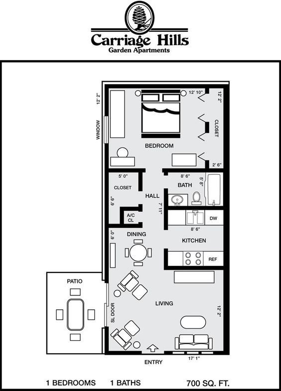 Best Houses Under 700 Square Feet Carriage Hills Floor Plans With Pictures