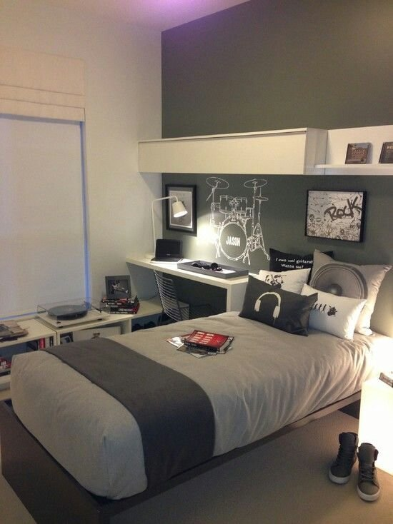 Best T**N Boys Room Bedroom Ideas Pinterest Boys Simple Bed And Simple Bed Frame With Pictures