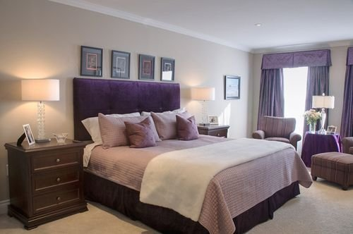 Best Purple Bedrooms Master Bedrooms And Quilt On Pinterest With Pictures
