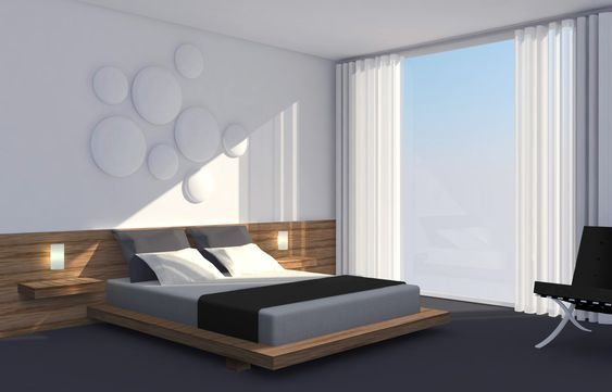 Best Unique Headboards Acoustic Panels And Acoustic On Pinterest With Pictures