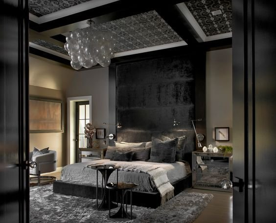 Best Stupendous Black Mirror Decorating Ideas For Gorgeous With Pictures