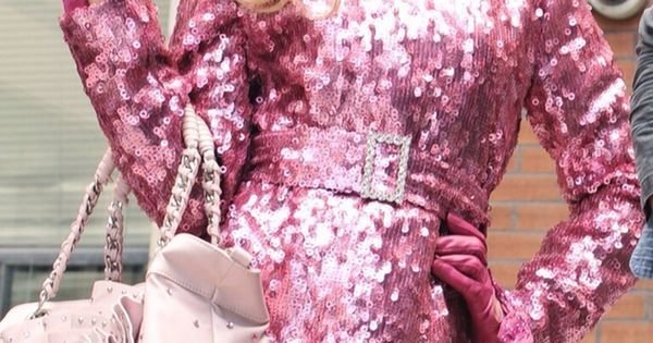 Best Sharpay Evans Sparkly Pink Dress Sharpay Evans In Pink With Pictures