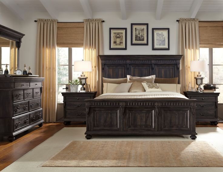 Best Kentshire Bedroom Furniture By Accentrics Home By Pulaski With Pictures
