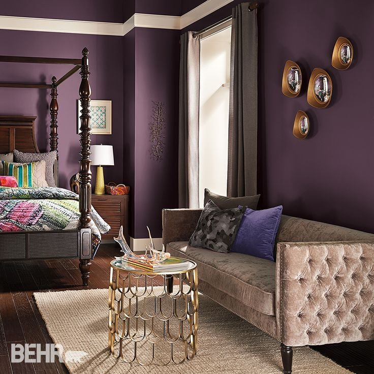 Best 20 Plum Walls Ideas On Pinterest Purple Bedroom With Pictures