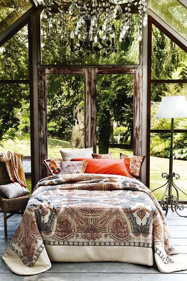 Best Interior Design Love The Bed Almost Outdoors Bring The With Pictures