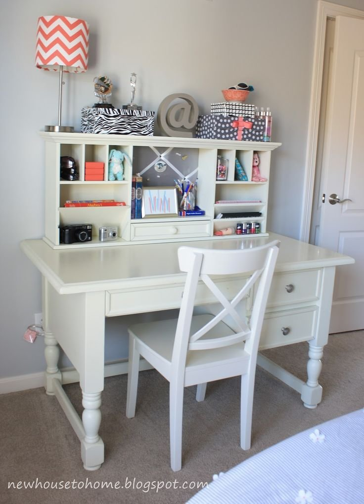 Best Desk For Girls Room Every Teenage Girl Needs A Place To With Pictures