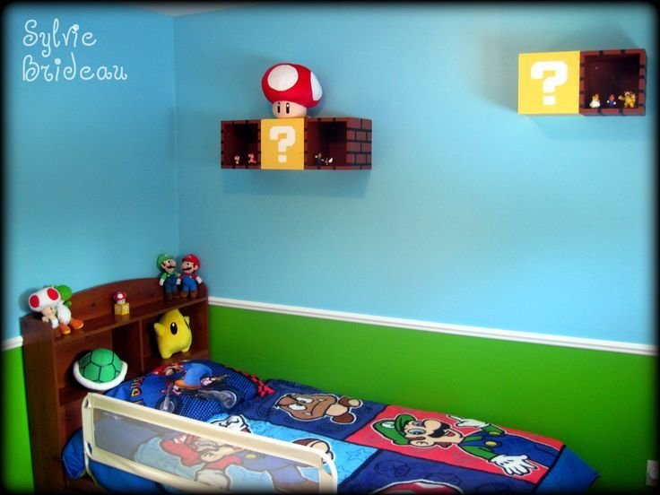 Best Super Mario Wall Decor Video Games Pinterest Super With Pictures