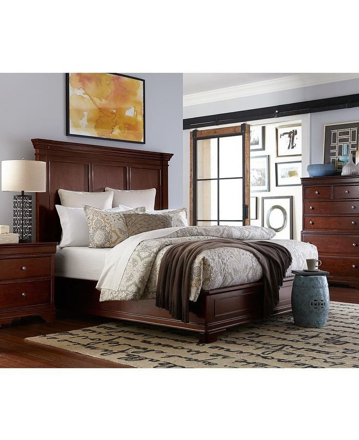 Best Bond Street Bedroom Collection Furniture Macy S With Pictures