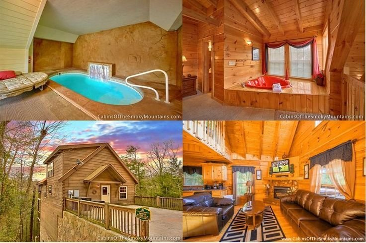 Best 50 Best Images About 1 Bedroom Cabins In Gatlinburg On Pinterest High Expectations Resorts With Pictures