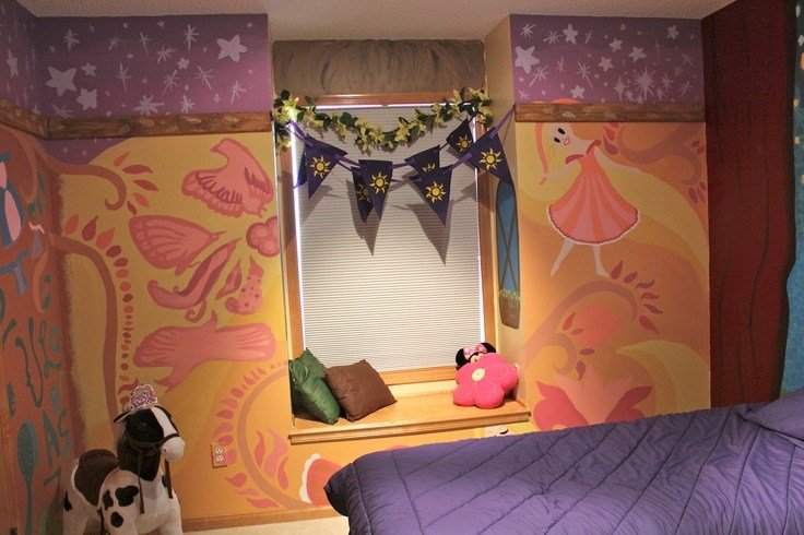 Best 17 Best Images About Flo Tangled Room On Pinterest With Pictures