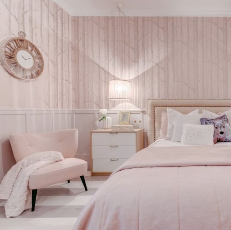Best 493 Best Images About Pink Bedrooms For Grown Ups On With Pictures