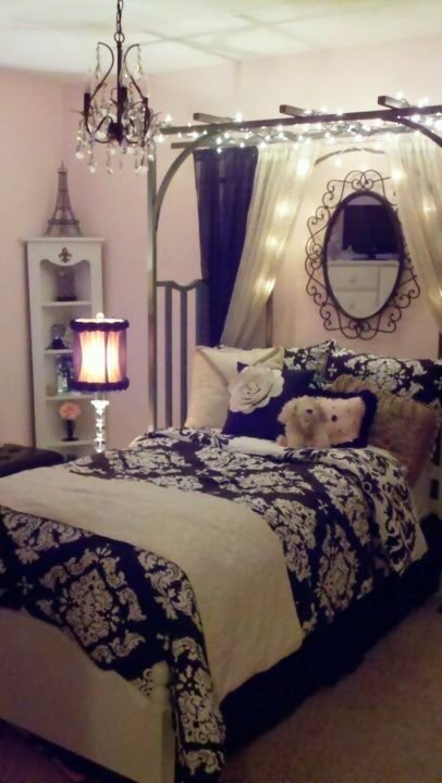 Best 52 Best Images About Vintage Paris Bedroom Ideas On With Pictures