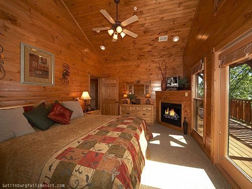 Best One Of The Seven Bedrooms Of Waterfall Lodge A With Pictures