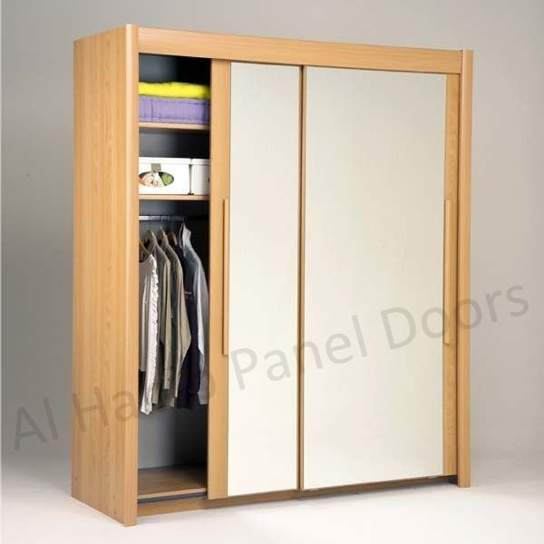 Best Sliding Two Door Free Standing Wardrobe Hpd518 Sliding With Pictures