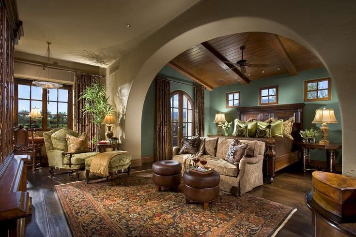 Best Master Suite Spanish Colonial Home Decor Pinterest With Pictures