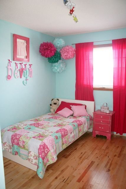 Best Bouncing Off The Walls Finally Big Girl Room Reveal For The Chitlins Pinterest Big Girl With Pictures