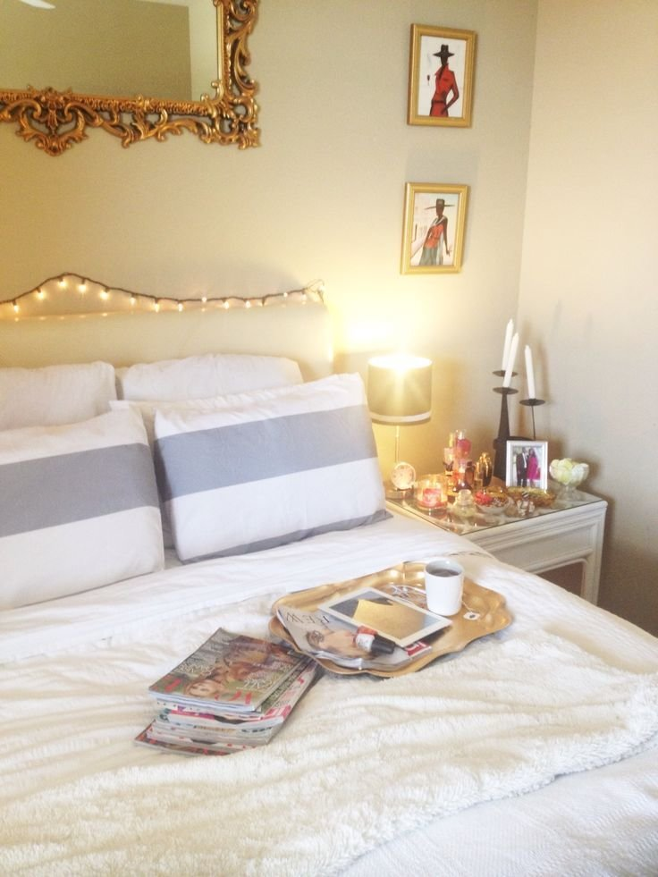 Best White And Gold Bedroom Bedroom Ideas Pinterest Gold With Pictures