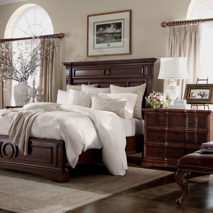 Best Warwick Bed Ethan Allen Us There S No Place Like Home With Pictures